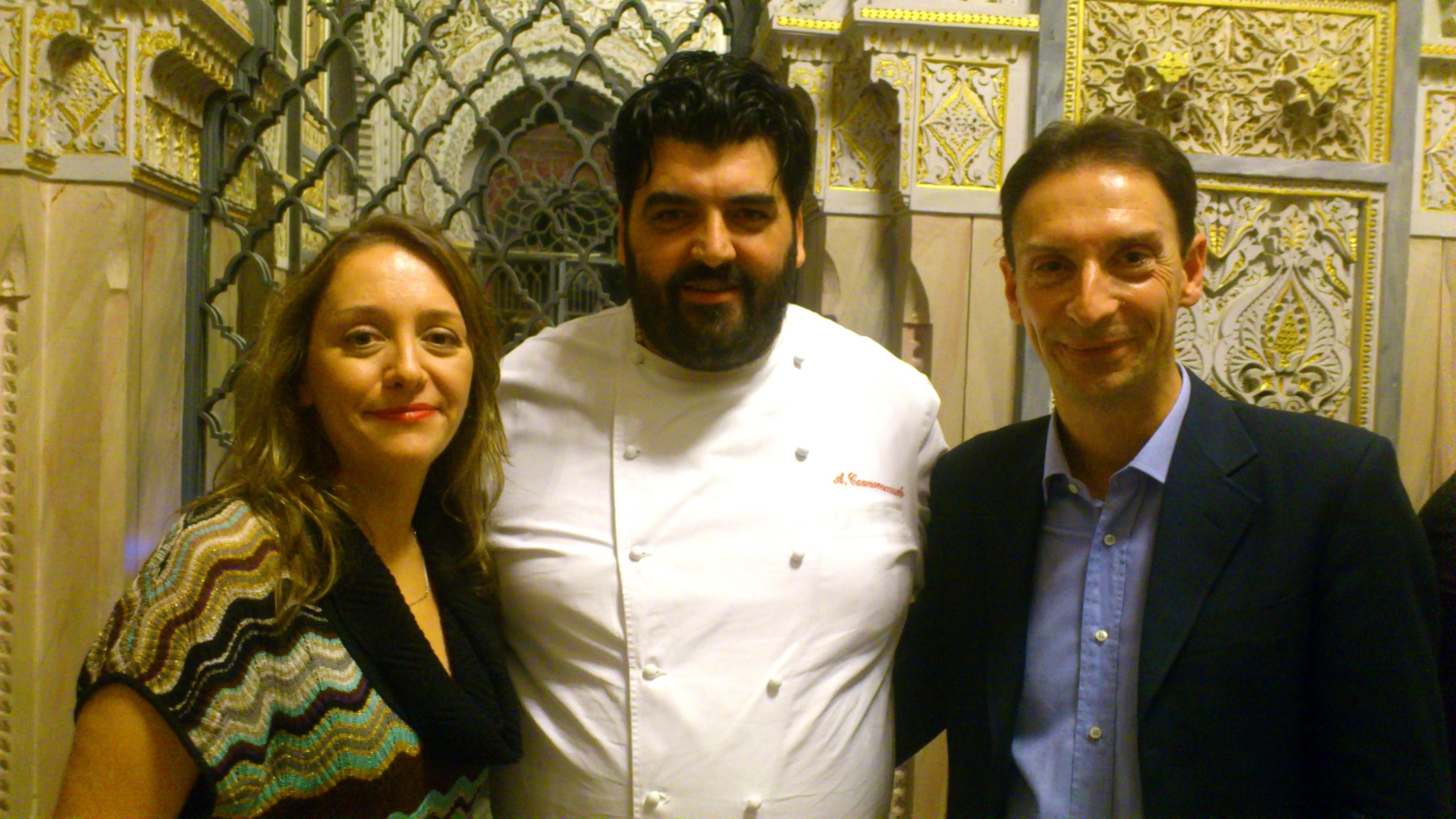 Festeggiando a Villa Crespi dallo Chef Antonino Cannavacciuolo