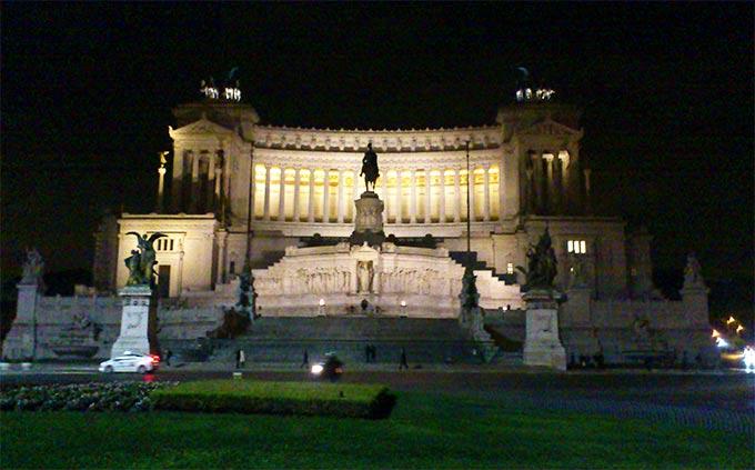 ROMA: una fuga romantica
