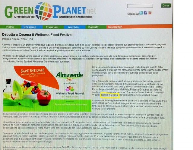 wff green planet