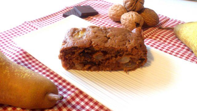 plumcake pere banane cioccolato (3)