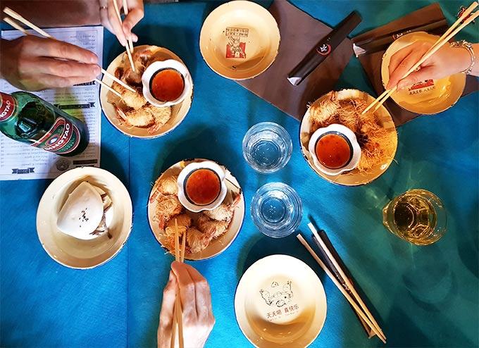 Maoji: il vero street-food cinese a Milano