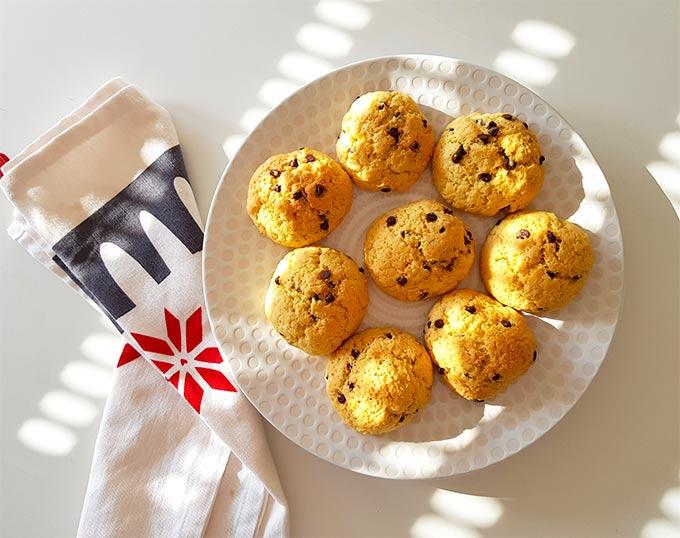 i miei biscotti Pan Goccioli